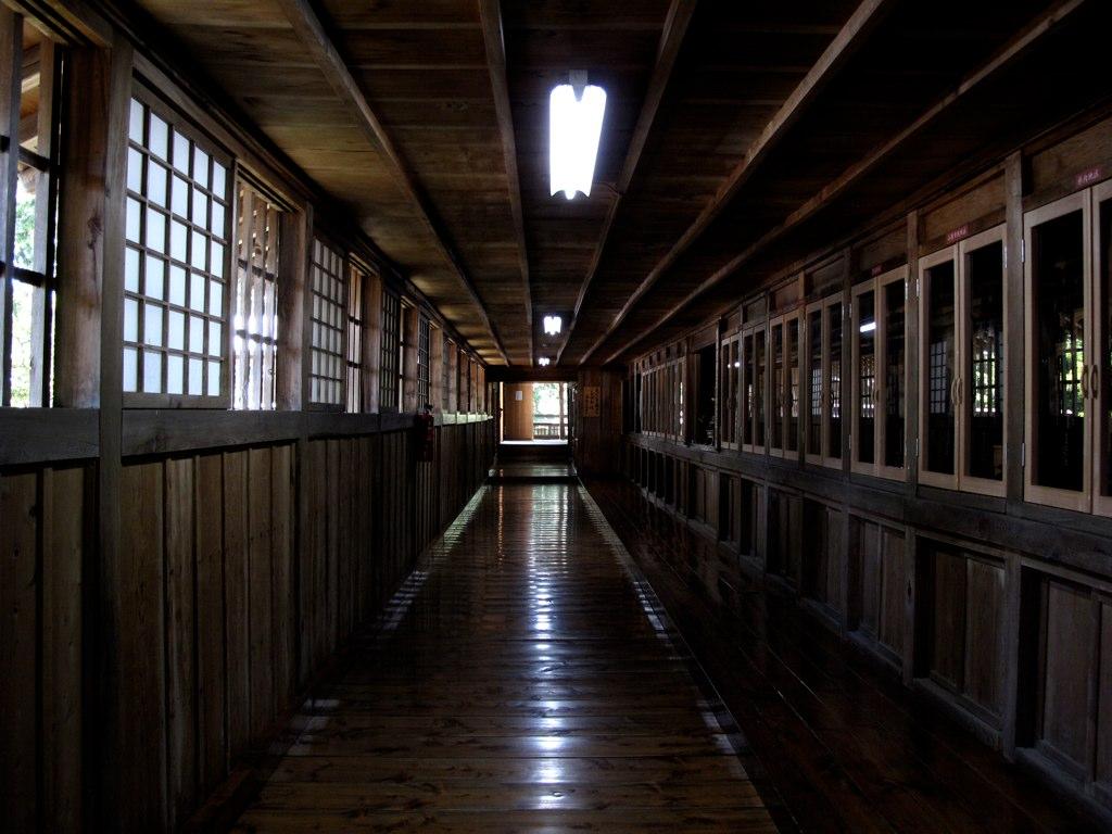 恵林寺(うぐいす廊下)