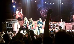 IMAG0544 (WoodysWorldTV) Tags: concert pittsburgh tour eddie ironmaiden 2010