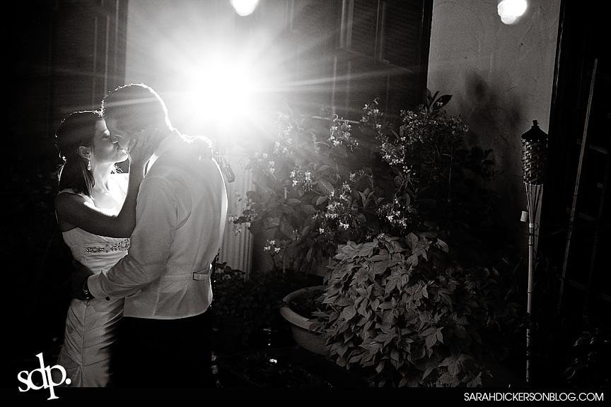Kansas City wedding reception photography, the Villas