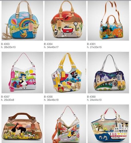 Bolsos para mujer, accesorios para mujer Braccialini