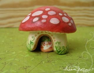new mushroom habitat