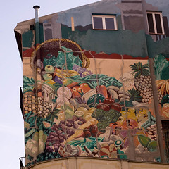 SML700033.jpg (Keith Levit) Tags: madrid chimney art vegetables wall fruit painting photography spain artwork mural europe exterior fineart paintings murals walls exteriors levit faade keithlevit keithlevitphotography