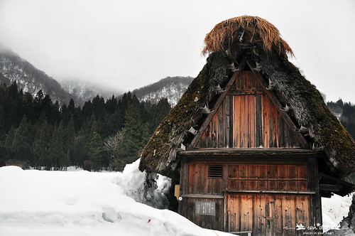 Solstice in Shirakawa go 22