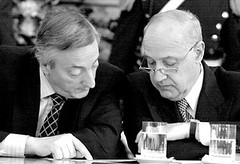 El acuerdo Kirchner - Lavagna
