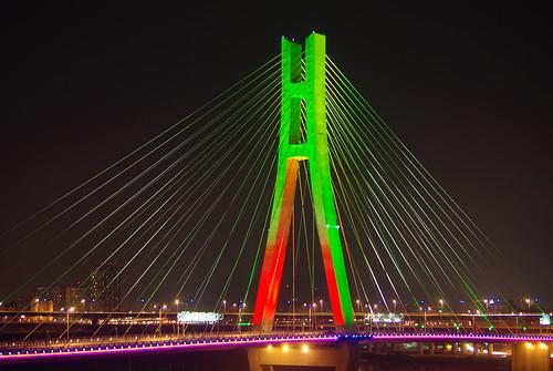[分享]新北橋  夜拍