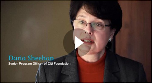 Citi Foundation video on Financial Opportunity Centers
