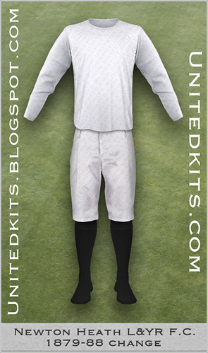 Newton Heath 1879-88 Change kit