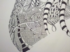2010, 07-22 Section 02 (smtheus) Tags: doodle zentangle zendoodle 14x17image