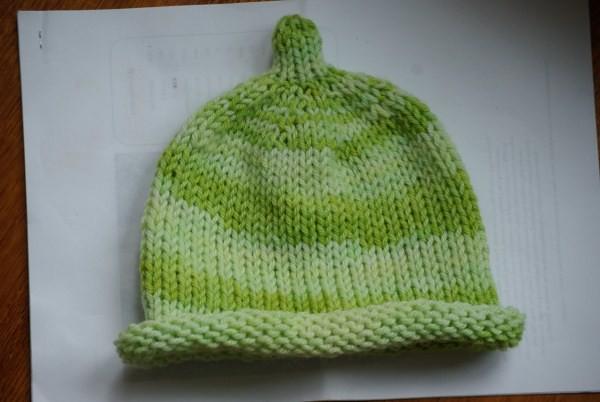 Rising hat 5