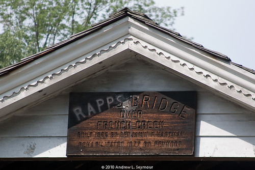 Rapps Bridge (Main Sign) 065