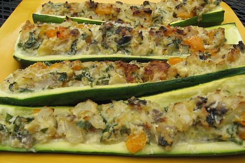 stuffed zucchini 018