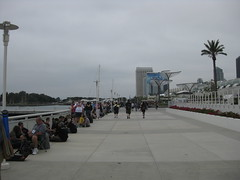 Indigo Ballroom Line Along Marina