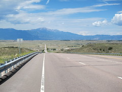 Looking back to Colorado Springs