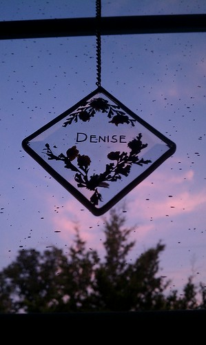 Denise suncatcher