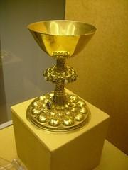 Goldener Kelch