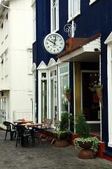 Café Paris in Akureyri