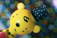 Toy art (Honey Pie!) Tags: cute funny bokeh adorable charliebrown toyland toyart camilamaruyama melinadesouza ursinhocharliebrown jeanelobo tiradacomalentedatiamaisjiadomundo