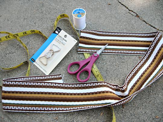 loveMaegan-Cinch Buckle Belt-1, diy, diy fashion, how to make a belt, easy diy cinch belt, fashion buckle clasp, sewing, crafting, fashion