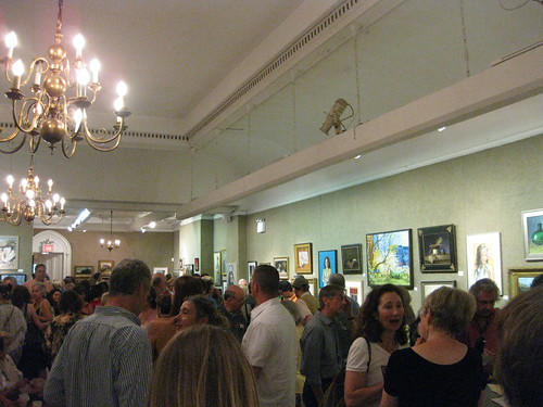 Salmagundi reception