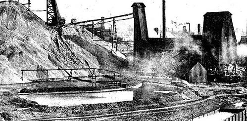 Zinc mine in Joplin