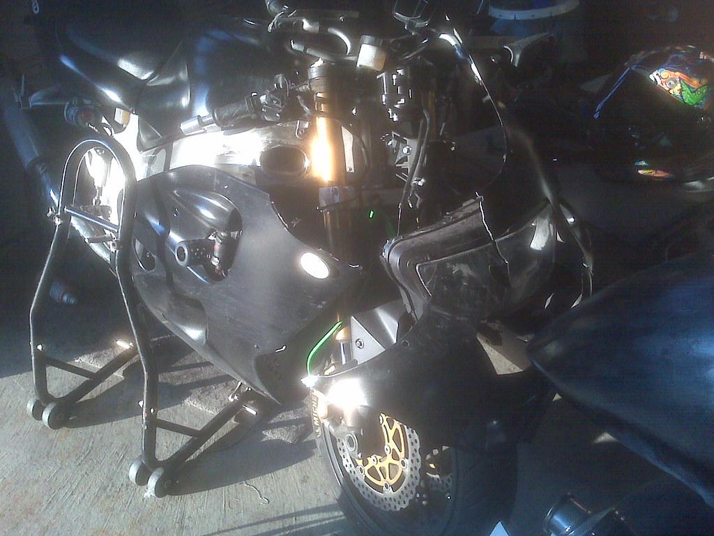 Half of engine not firing