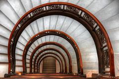 The Rookery Stairs, Chicago (JimBab) Tags: chicago stairs spiral illinois il soe hdr rookery mywinners abigfave abigfav flickraward platinumheartaward bestofmywinners tripleniceshot flickraward5 mygearandmepremium mygearandmebronze mygearandmesilver mygearandmegold ringexcellence bestofblinkwinners