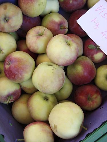 Vistabella-Äpfel