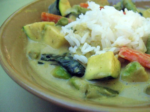 Avocado Curry