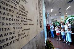 30° anniversario della strage della stazione di Bologna - Foto di Radio Città del Capo