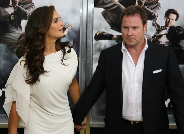 "Brooke Shields, Chris Henchy, ""The Other Guys"" Film Premiere, New York"