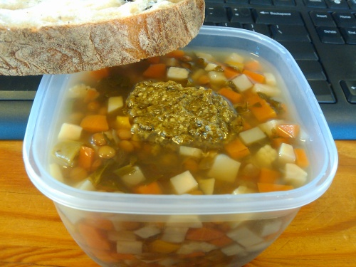 #423 - Vegetable Soup