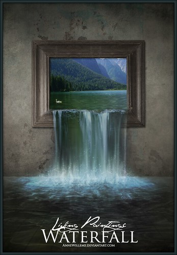 Living_Paintings___Waterfall_by_AnneWillems