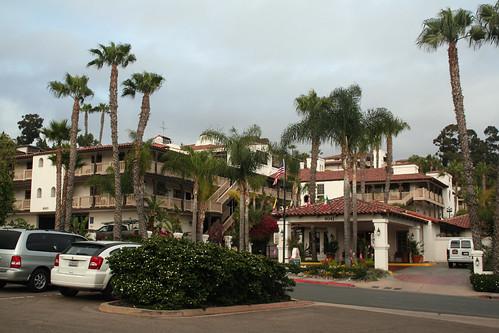 Hacienda Hotel Old Town - Main Entrance