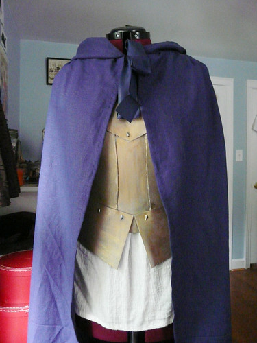 AMCW cloak, finished!