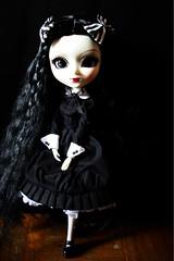 Dark Beauty (RubillaLovesDolls) Tags: dark dolls groove junplanning pullipmir