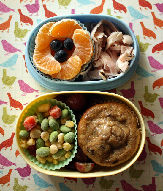 Toddler Bento #39: August 4, 2010