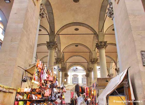 """El mercado del """"Porcellino""""  - Firenze"""