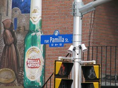 Pamilla Street, Little Italy; source: author's Flickr Collection