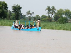 Pakistan Floods: Evacuation