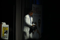 Burn Notice (AngelaBC1) Tags: comiccon brucecampbell sdcc sandiegocomiccon usanetwork burnnotice samaxe