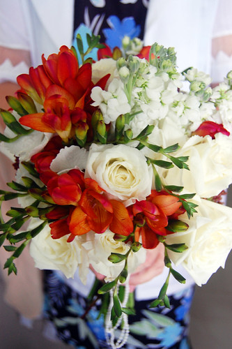 Civil Wedding Bouquet for Amy