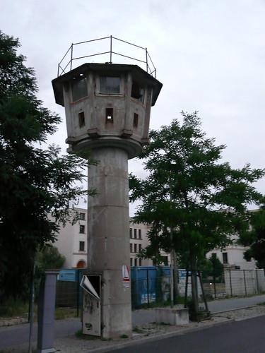 Torre de Vigilancia de la RDA