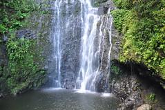 Hana Waterfall 3 (apventures) Tags: hawaii maui hana kauai napali hanalei lahaina kaanapali