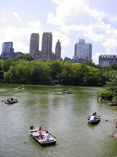Central Park Lake 2