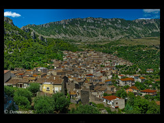 Civita - Çifti. Calabria, Italy.