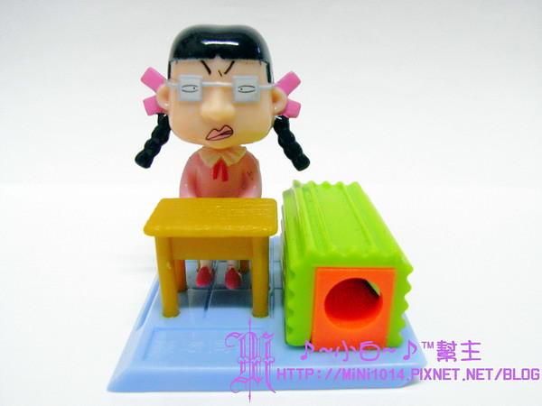 【櫻桃小丸子.好學文具社】美環 削鉛筆機