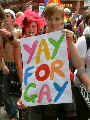 Yay for Gay !