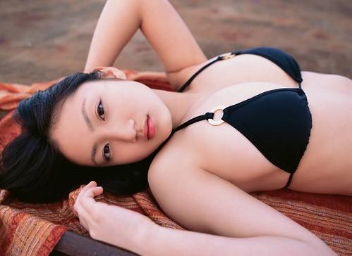 Saaya Irie, sexy Japanese gravure idol