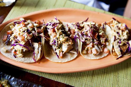 Estilo Baja tacos