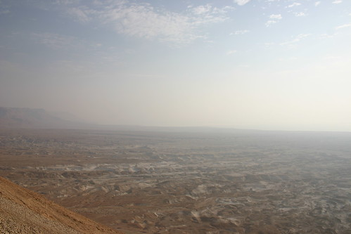 Valley of rills and wadis